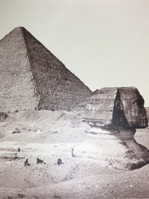 Francis Firth's the great pyramid