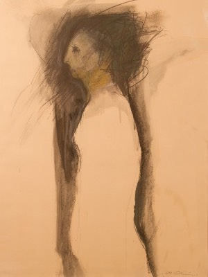 Olivera's Standing Woman